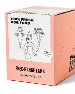 Gently Cooked Free Range Lamb box